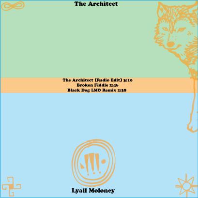 Lyall Moloney – The Architect Single