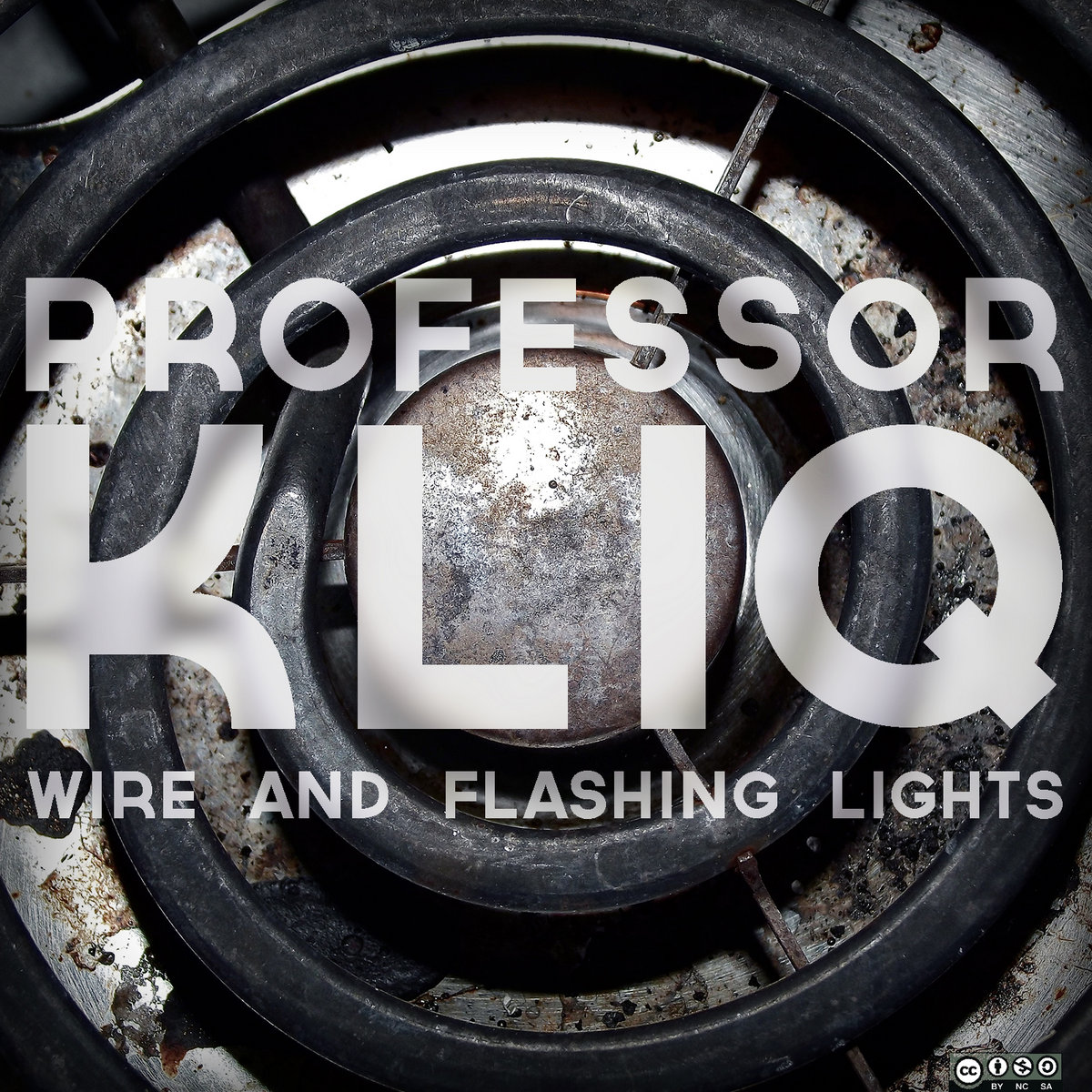 Professor Kliq – Wire and Flashing Lights EP