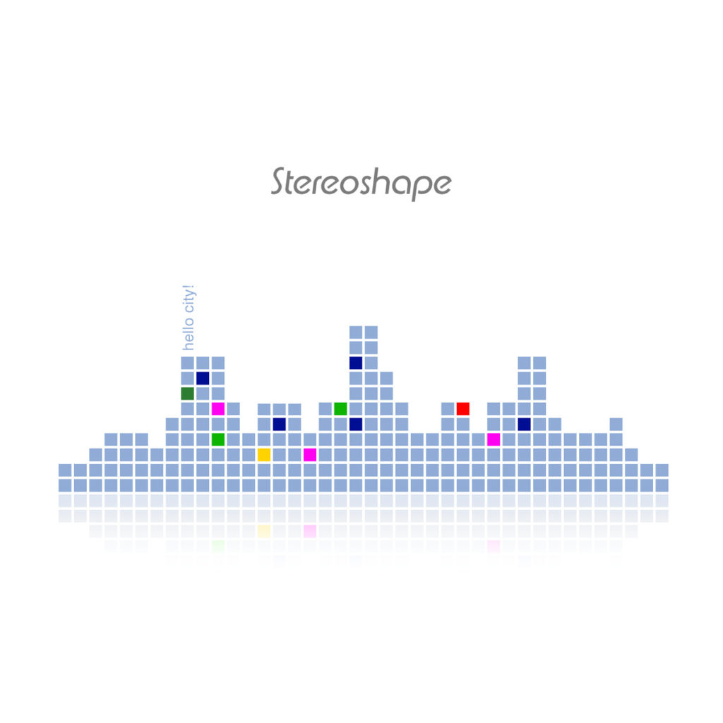 Stereoshape – Hello City EP
