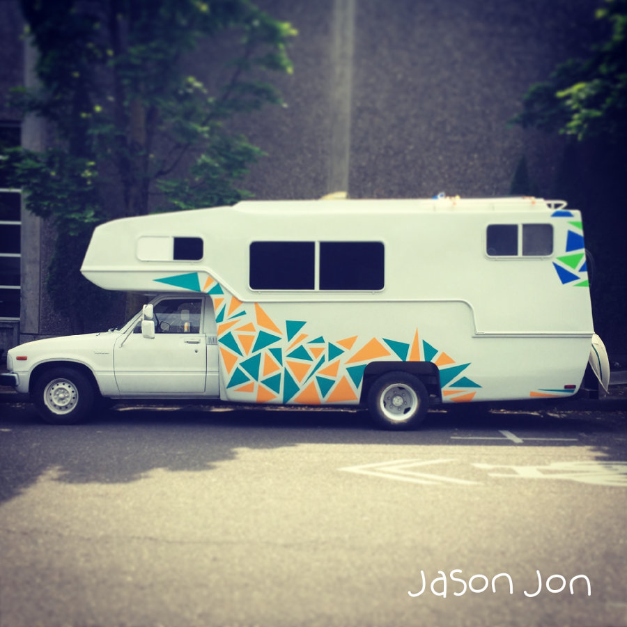 Jason Jon – Free Parking