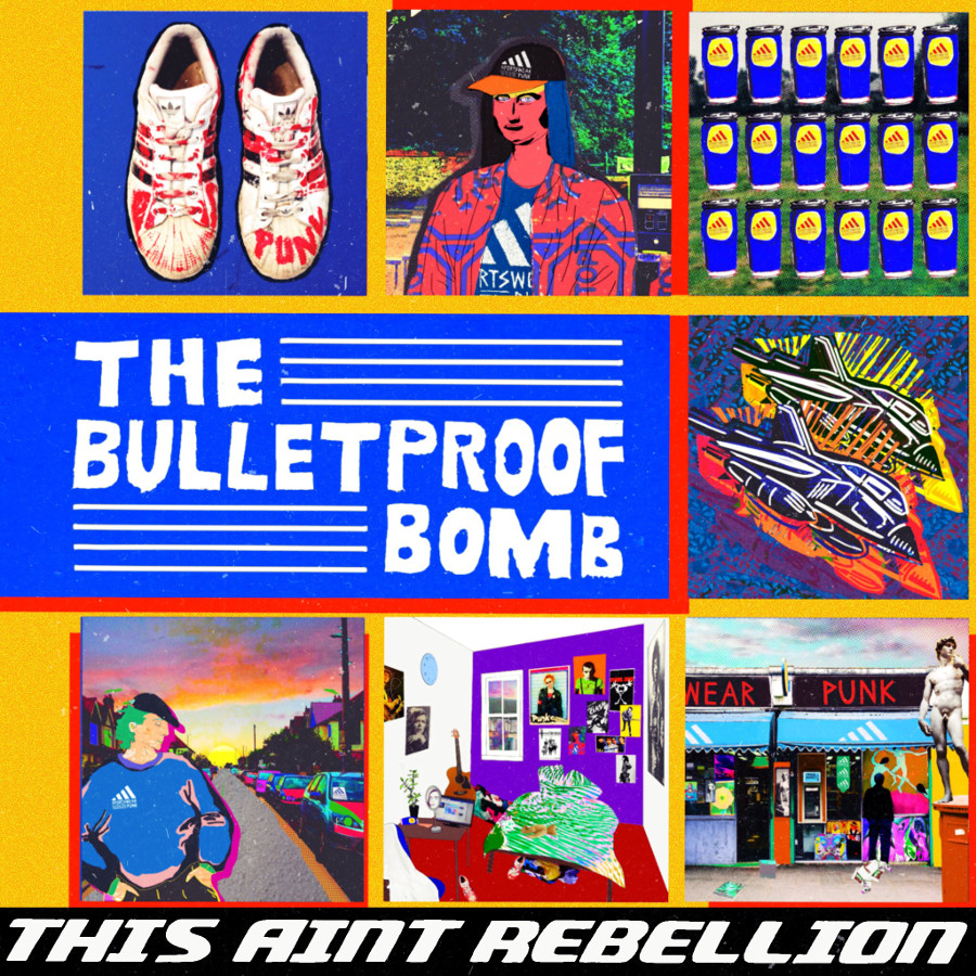 The Bulletproof Bomb – This Ain't Rebellion