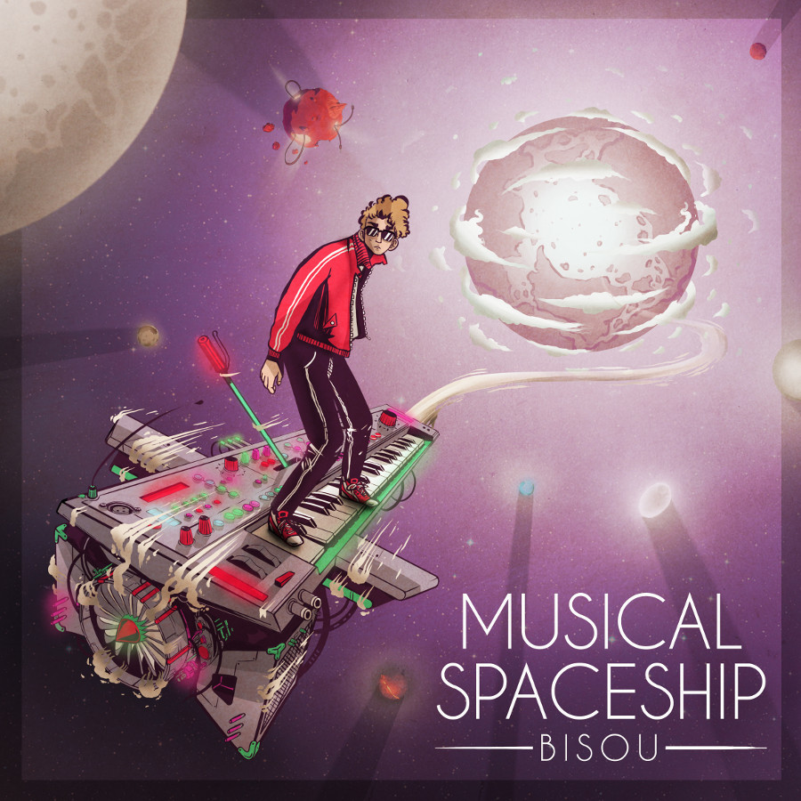 Bisou – Musical Spaceship