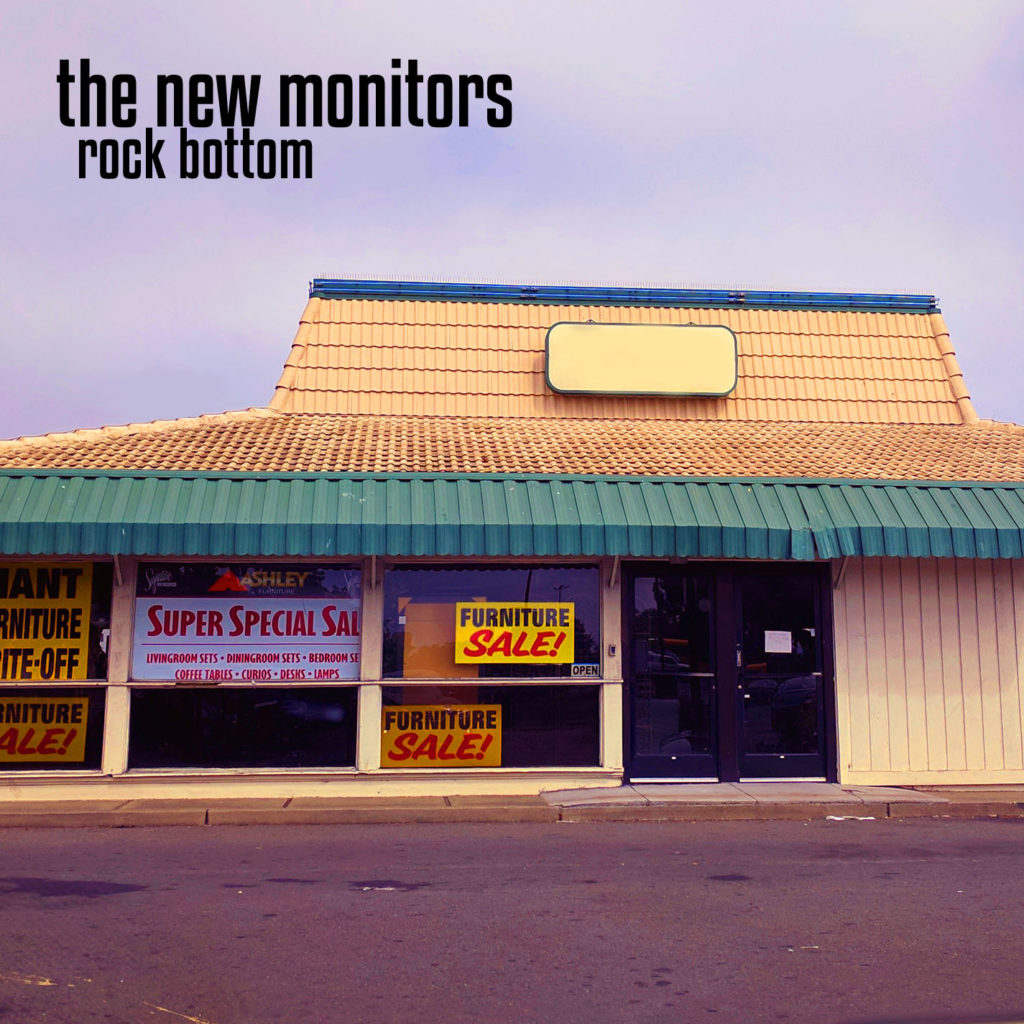 The New Monitors – Rock Bottom