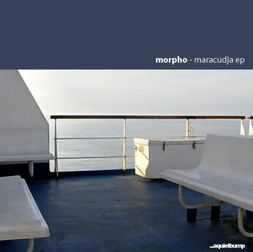 MORPHO – Maracudja EP (remastered)